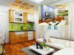 Bán căn hộ liền kề gò vấp giá siêu rẻ 468, dễ mua ở, đầu tư