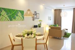 Bán căn hộ cc mặt tiền âu cơ - trả 60% nhận nhà