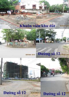 Cho thuê đất 2 mặt tiền quận thủ đức diện tích 72m2 4tr