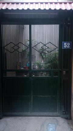 Bán nhà 3t phố chợ khâm thiên - dt 45,6m2 - mt 3m. sđcc