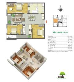 Mở bán đợt cuối tầng 21,22 chcc tòa n02t3 dự án ngoại giao đ