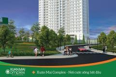 Xuân mai complex căn hộ 850 triệu tại hà nội,đầy đủ nội thất
