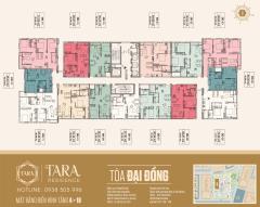 Vị trí căn hộ-giá bán tara residence q.8 có gì cần quan tâm?