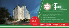 Căn hộ tara residence quận 8 dẫn đầu về thu hút khách đầu tư