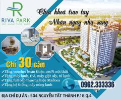 Riva park - nhận nhà ngay - quà đầy tay lh: 0962.333336