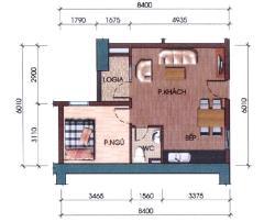 Chính chủ bán gấp căn hộ 1138 chung cư hh2b linh đàm