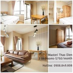 Saigon for rent - riverside apartment :không chỉ là nơi để n