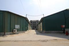 Cho thuê 5000m2 kho, nhà xưởng tại khu vực cầu bươu, hà đông