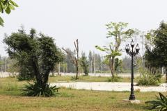 Cần tiền bán đất trên đường 34m ngay ngã 4 điện ngọc 400tr