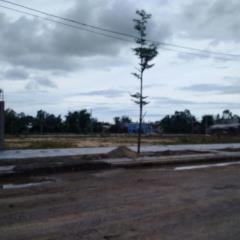 Bán nhanh lô góc ngã 3,135,7m2 làng đại học đà nẵng