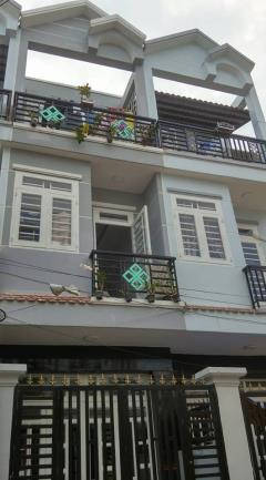Bán nhà mới 3,5 x6m (1t+2l) 2pn, giá 820 triệu.