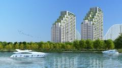 Suất nội bộ căn hộ view sông luxgarden quận 7, chỉ 22tr/ m2