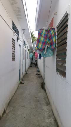 Bán nhà trọ 12 phòng, cấp 4 mặt tiền đường nguyễn cư trinh,