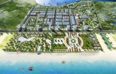 Khu đô thị tm biển sea view,đất vàng liền kề coco bay