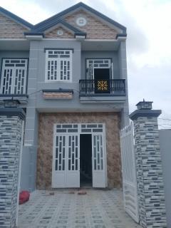 Nhà mới ql50 rộng,đẹp giá bình dân đã hoàn thiện sổ hồng riê