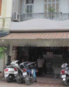 Chuyển nhượng quán cafe đường nguyễn khang đông khách