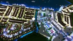 Marine city - khu nghỉ dưỡng 5 sao cách long hải 7km.