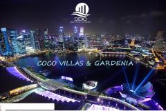 Coco villas- view sông cổ cò- giá chỉ 638tr/nền