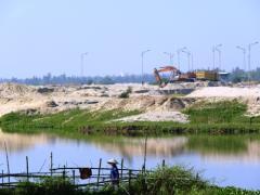 Bán đất ven biển, giáp sông. giá rẻ, chiết khấu cao