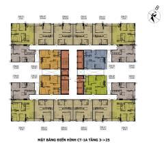 Mua căn hộ hateco xuân phương (đường 70) giá 1,1 tỷ/căn