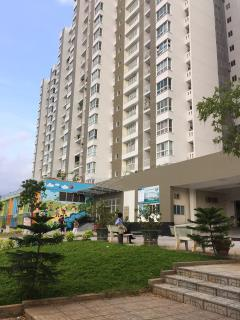 Cho thuê căn hộ happycity giá chỉ 5tr/67m2, 2 phòng ngủ,