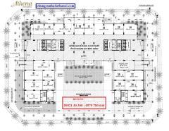 Bán kiot cc athena complex dt 56-148m giá gốc từ 15.5tr/m2