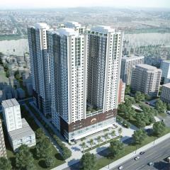 Noxh bright city không chênh chọn căn tầng vay 4.8% 3 năm