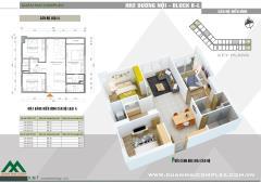 Sở hữu căn hộ giá rẻ tại xuân mai complex, ls 0%