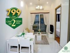 Tặng 2 chỉ vàng 9999 khi mua căn hộ xanh green town .