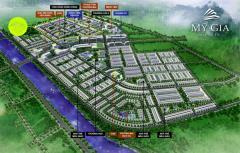 Đất nền khu đô thị mới mỹ gia gói 7 chỉ 7.8tr/m2