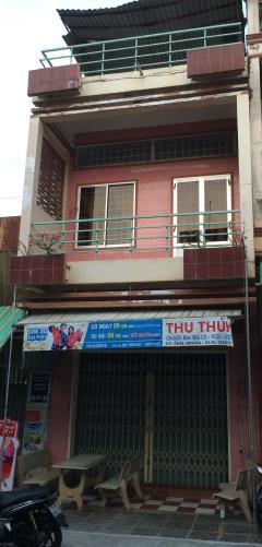 Cho thuê nhà nguyên căn phố chợ đất đỏ (4x12m)