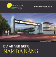 Sunriver city , bds nghỉ dưỡng ven sông đà nẵng, ck 8%