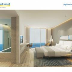 Gold coast nha trang sở hữu vĩnh viễn tặng full nội thất  5*