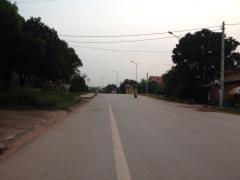 Bán đất mặt đường 10 trung tâm thị xã quảng yên
