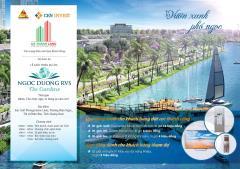 Ngày 25/06 chính thức mở bán giai đoạn 3 ngọcdương riverside
