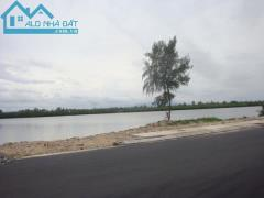 Đất nền ven biển gần bãi tắm tân trà,đường 27m chỉ từ 7tr4/m