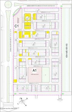 Sắp mở bán dự án đất nền khu e trục tây bắc trungtâm đà nẵng