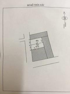 Bán 30m2 đất trong ngõ vũ tông phan 2 ôtô tránh nhau 63 tr/m