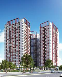 Dự án 360 giải phóng - imperial plaza 26tr/m2
