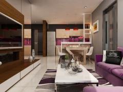 Căn hộ sắp giao nhà đẹp nhất - thanh toán đơn giản nhận nhà