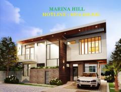 Marina hill được đánh giá là khu biệt thự đồi đăng cấp