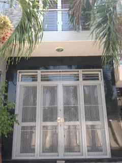 Bán nhà hẻm 6m, 5x12m, 1 lầu, nguyễn nhữ lãm, p.phú thọ hòa,