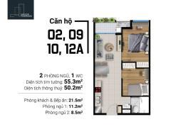 Tt 1%/tháng cùng tuyệt tac căn hộ xanh saigon panorama