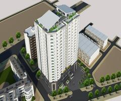 Cần bán căn hộ 78m2 3 phòng ngủ chung cư tecco thái nguyên