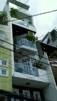 Bán nhà đẹp đường 3/2 quận 10. 5 lầu thang máy. 13 tỷ