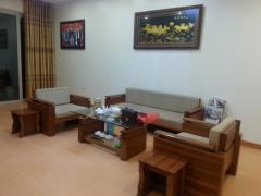 Cần cho thuê căn hộ giai việt q8, dt  80m2 , 2pn , 2 wc