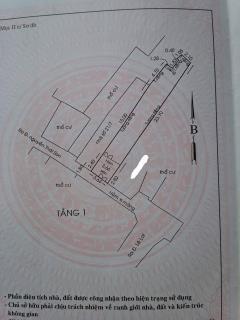 Bán nhà đường lê lai. dt 90m2 ( 4 tỷ 100). gần công viên