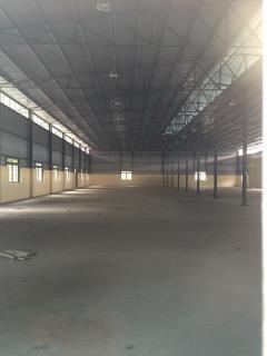 Kho xưởng quận 9 giá:65.000/m2. ql1a(cạnh suối tiên)