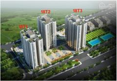 Chính chủ bán căn hộ 1001 tại tòa 18t2 dự án ct15 green park