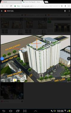 Bán căn hộ 78m2 ( suốt ngoại giao ) chung cư thái nguyên